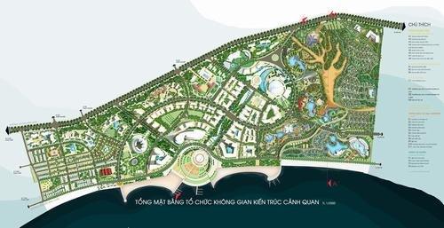 Bình Thuận: Duyệt quy hoạch 1/500 trung tâm dịch vụ du lịch Hàm Tiến – Mũi Né