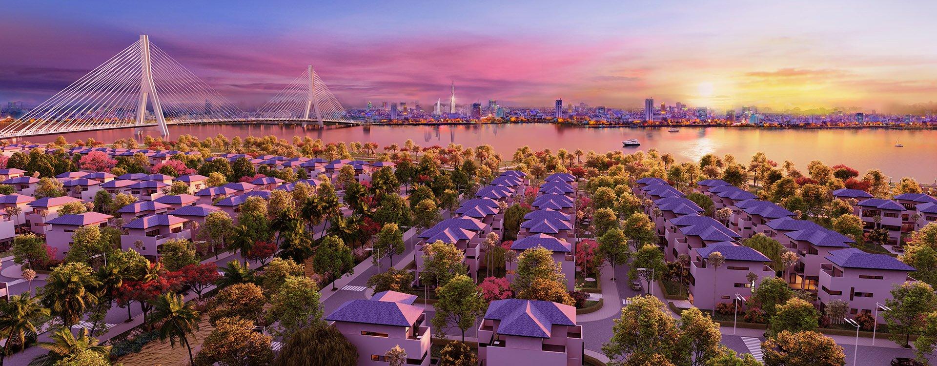"""Nhà phố Sài Gòn bùng nổ xu hướng """"ly tâm"""" ra ngoại thành"""