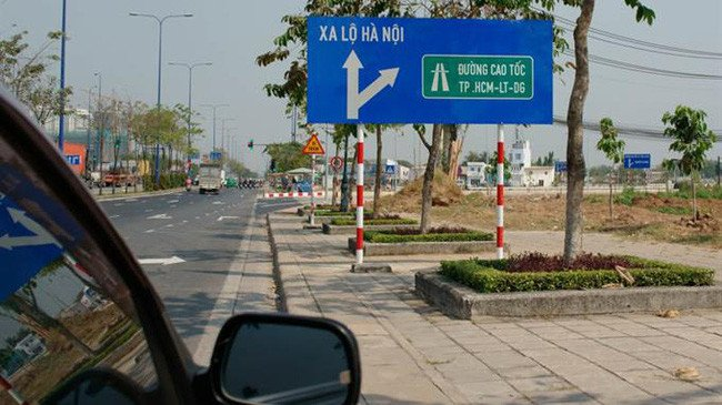 Kết nối đường cao tốc Long Thành với giao thông TP. HCM