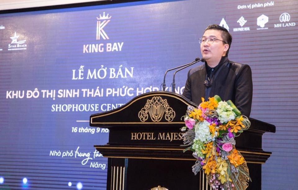 Hàng trăm nhà đầu tư tham dự lễ mở bán dự án King Bay