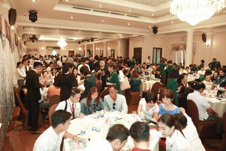 """500 khách tham dự """"Lễ ra mắt Orchard New City"""" của chủ đầu tư Freeland"""