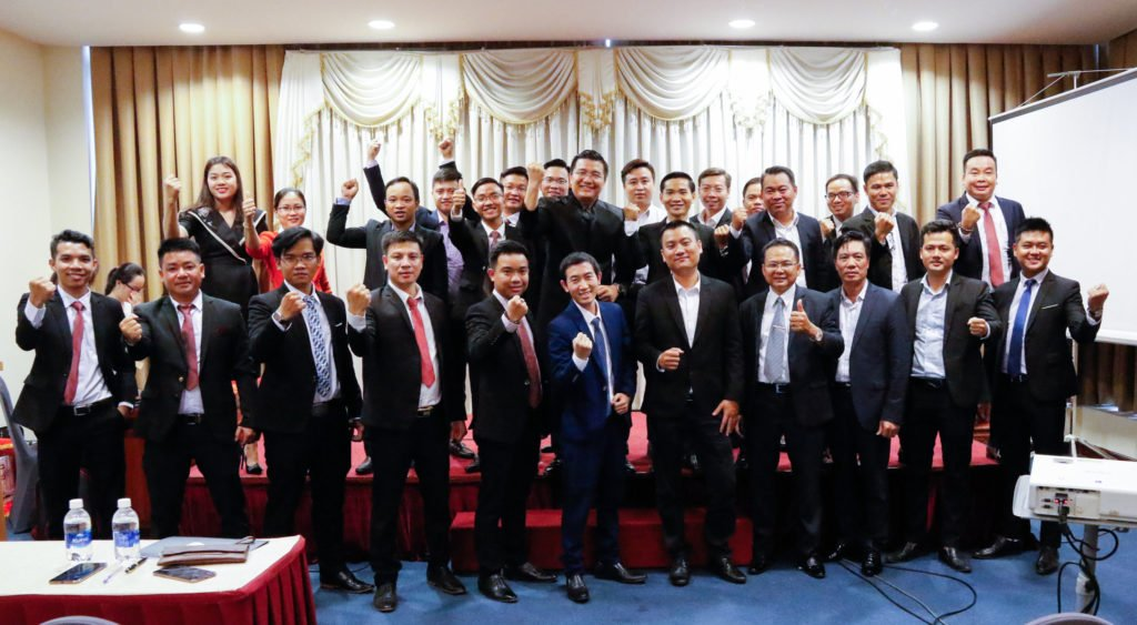 Lễ giới thiệu, kí kết hợp tác dự án Thiên An Thịnh Riverside