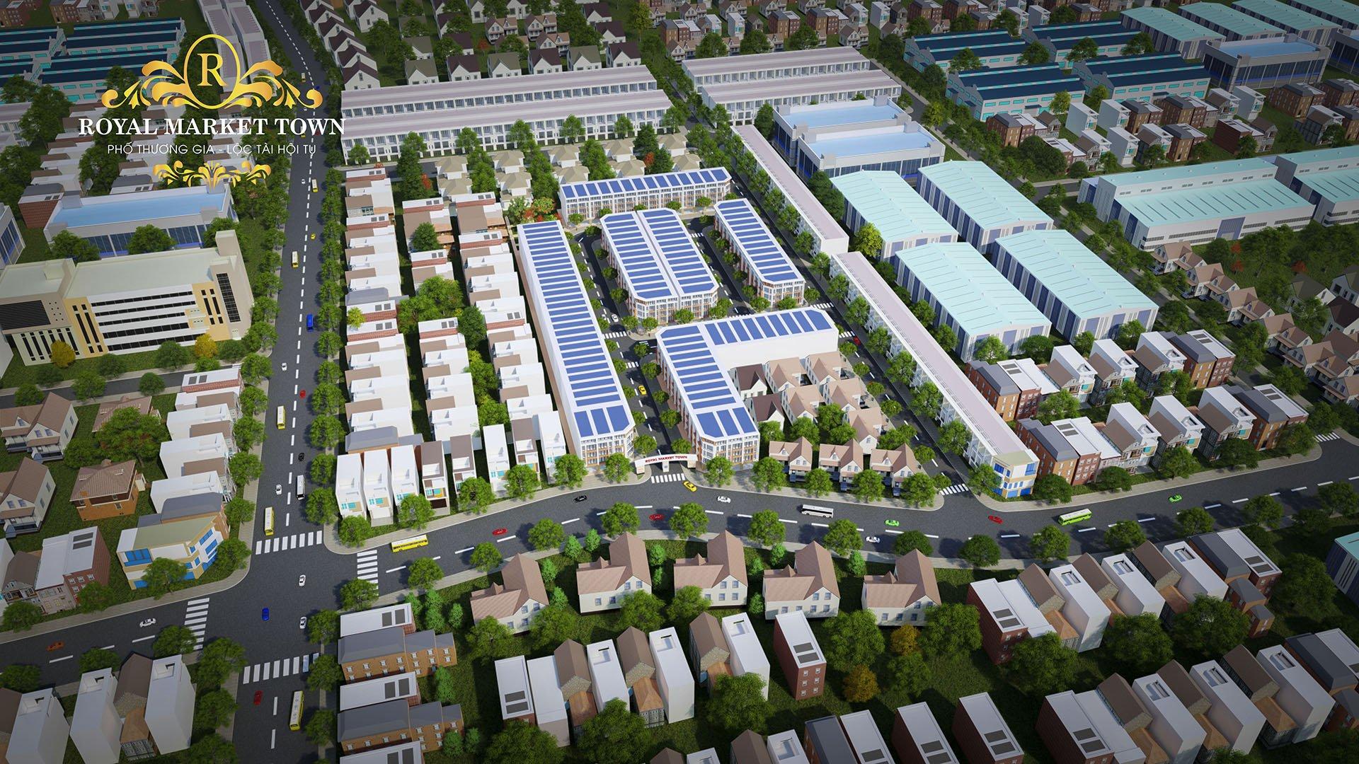 Bình Dương: Xuất hiện đô thị kiểu mẫu, phố thương gia