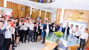 Tập đoàn bất động sản Thiên An Holdings khai trương năm mới 2020