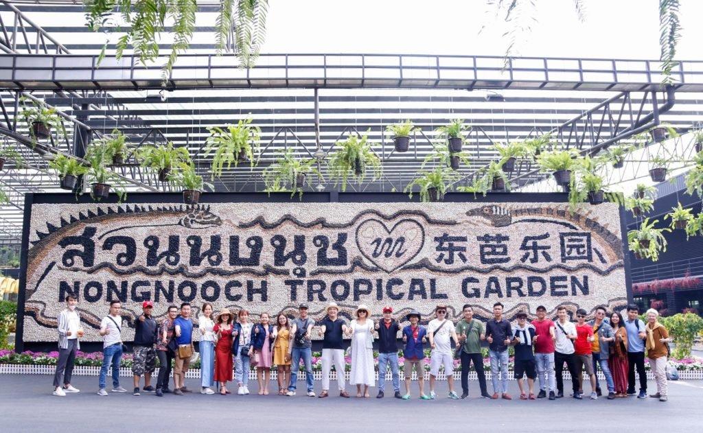 Đi xa nghĩ lớn làm giàu – Thiên An Holdings Company Trip 2020