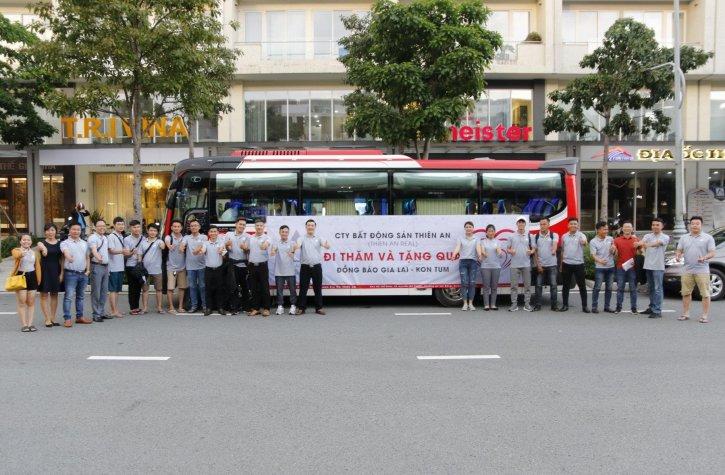 Chuyến từ thiện Gia Lai và Kon Tum – Lan Toả lòng Nhân Ái