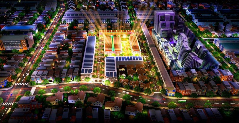 Khu dân cư Lê Phong An Phú 3